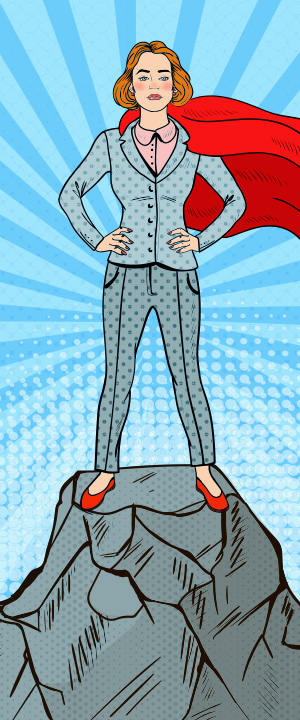Thought Leader Super Hero