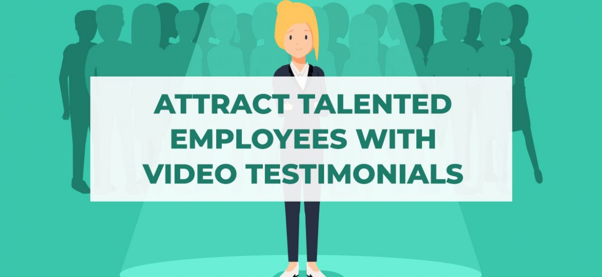 Employee Video Testimonials Blog Post
