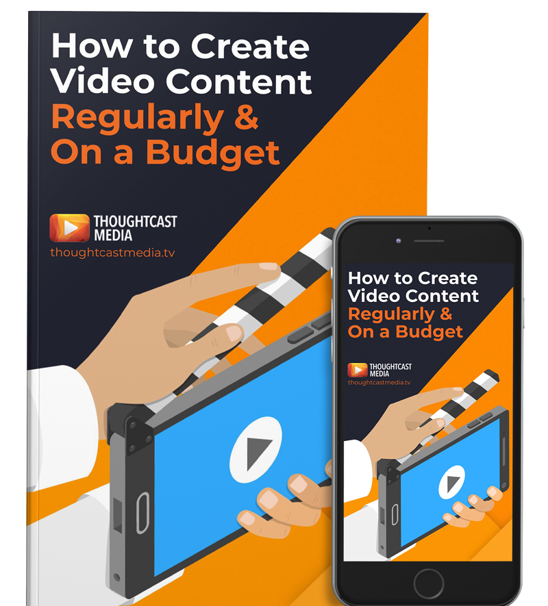 Create Video Regularly and On a Budget Cover
