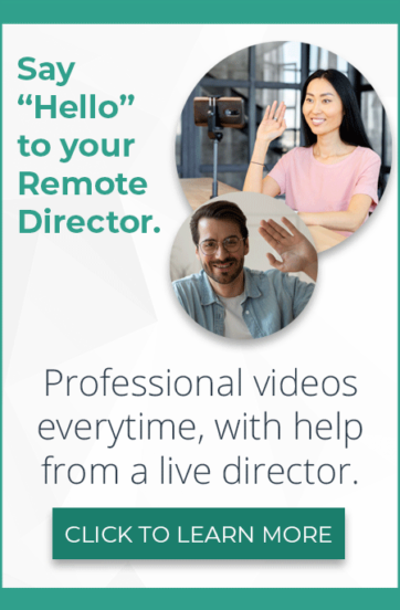 Say hello to your Remote Director